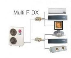Aire acondicionado LG Multi Split Inverter (VRV)