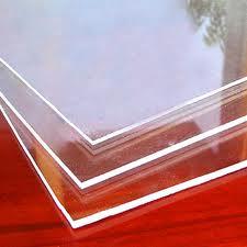 Acrílico por colada de 1 a 35 mm. de espesor