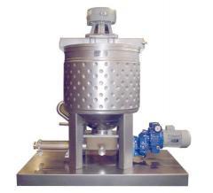 Tanques y sistemas automáticos de formulación de mezclas
