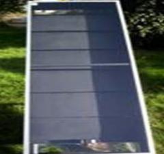 Calentador solar Grillo ®  de aire (para calefacción y servicios industriales)