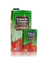 Pulpa de tomates