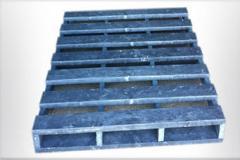 Pallets Plásticas LT 2E HPR7