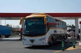 Pedido Transporte por ómnibus Eurolines Passes