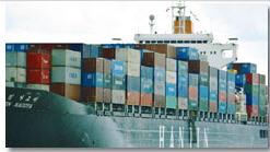 Pedido Cargas marítimas