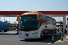 Transporte por ómnibus Eurolines Passes